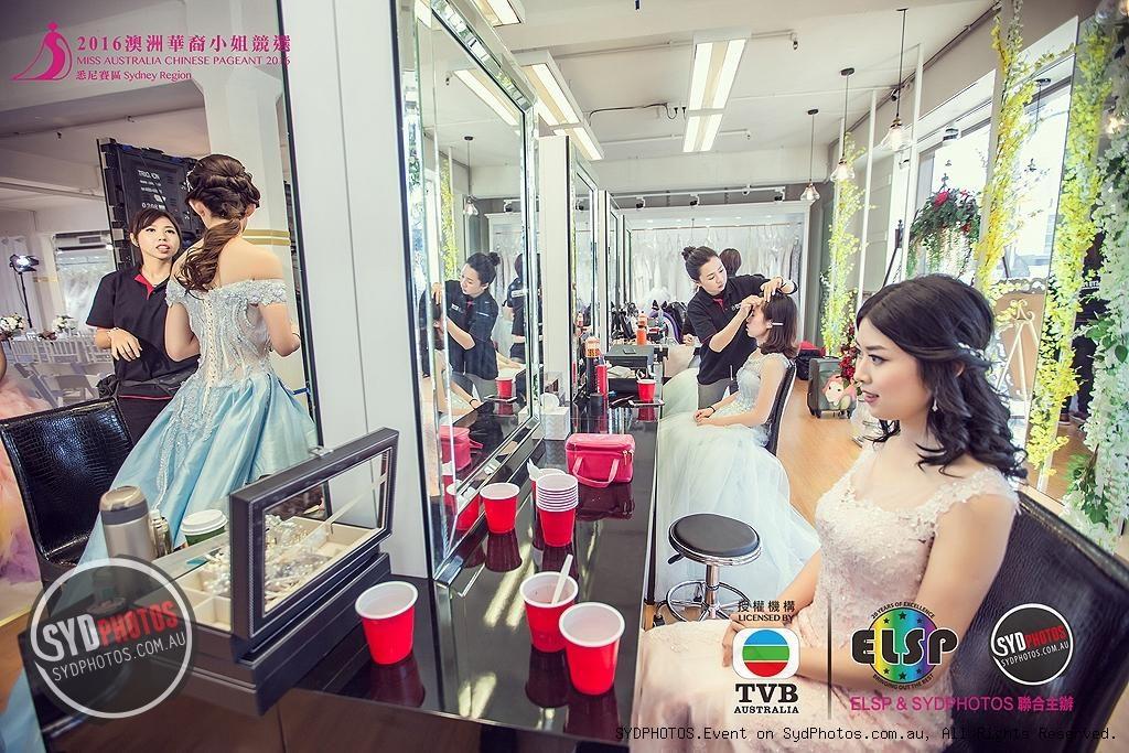 [2016澳洲TVB華裔小姐競選-悉尼賽區]-決賽入圍18強形象照拍攝花絮(1)-20160708